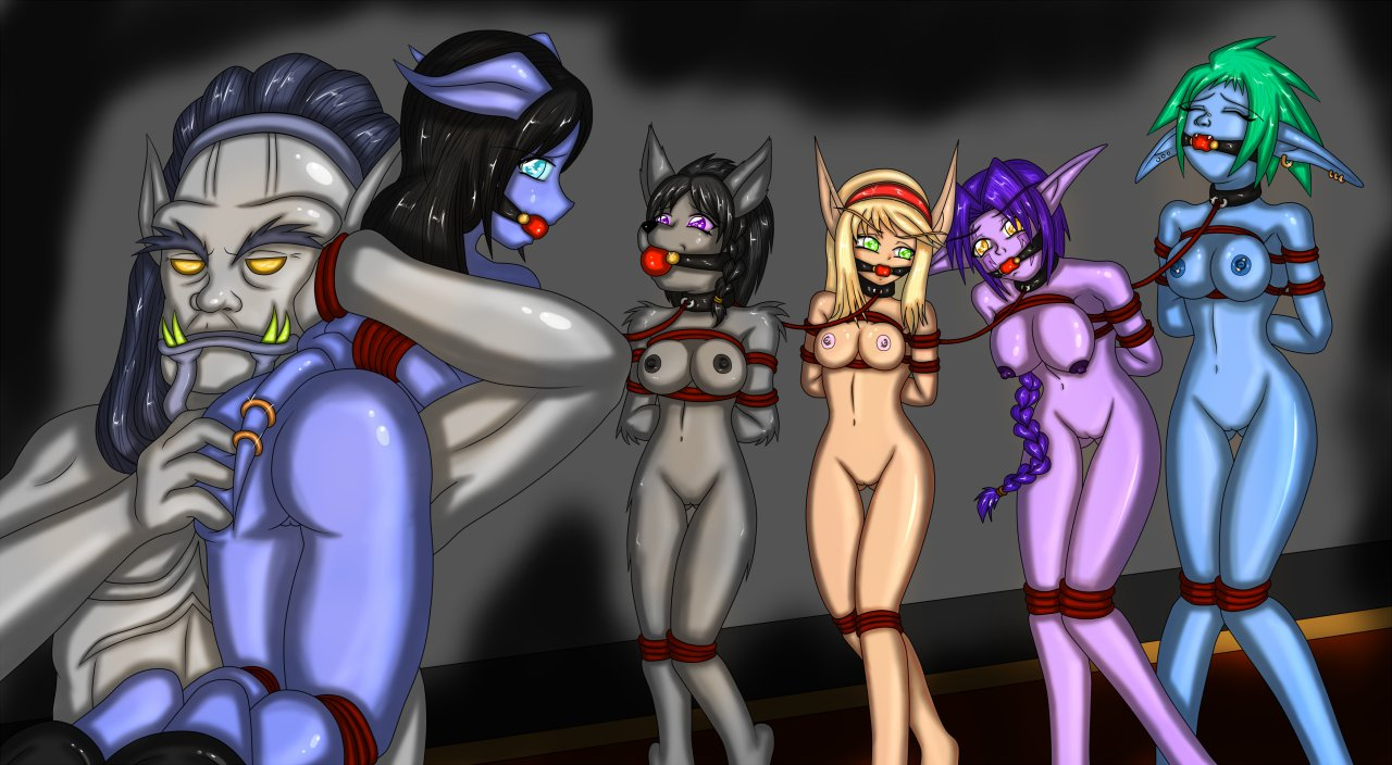 worgen world hentai warcraft of Susan and mary test breast expansion