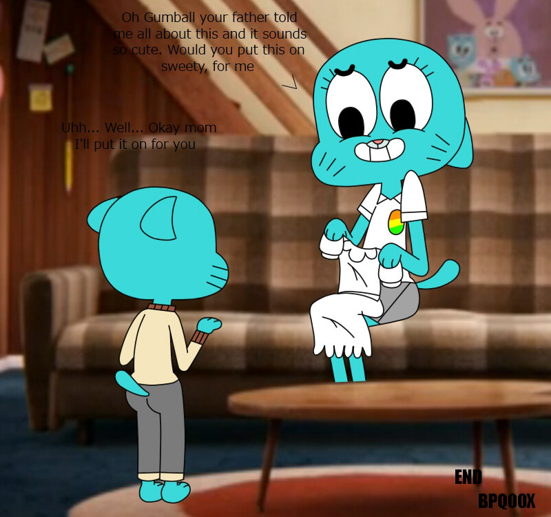 of heist world the amazing gumball the Princess what's-her-name