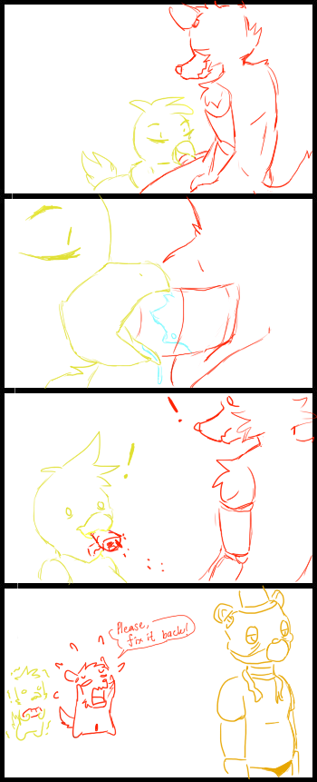 chica have sex foxy and My little pony porn