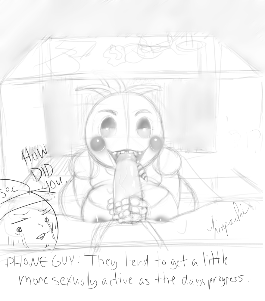 freddy x chica toy toy How to be anonymous on tumblr
