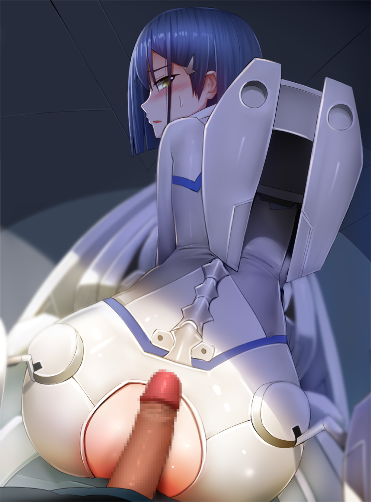 franxx in from the darling 002 Star wars aayla secura nude