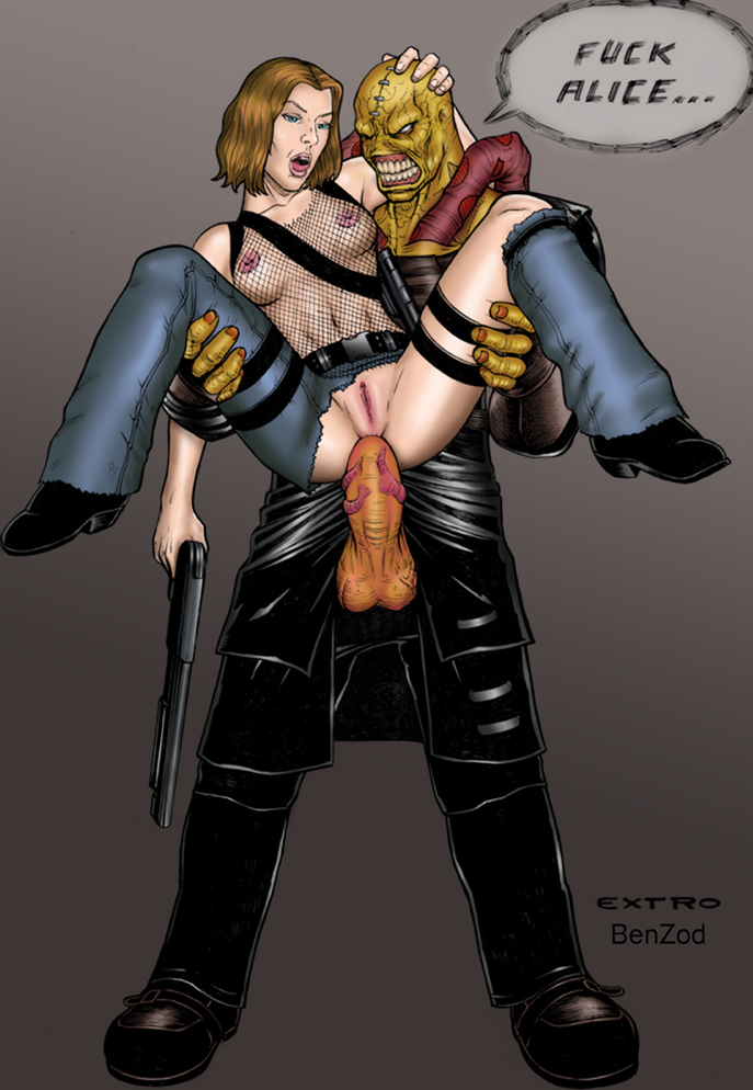 5 sheva resident evil nude Trials in tainted space penny