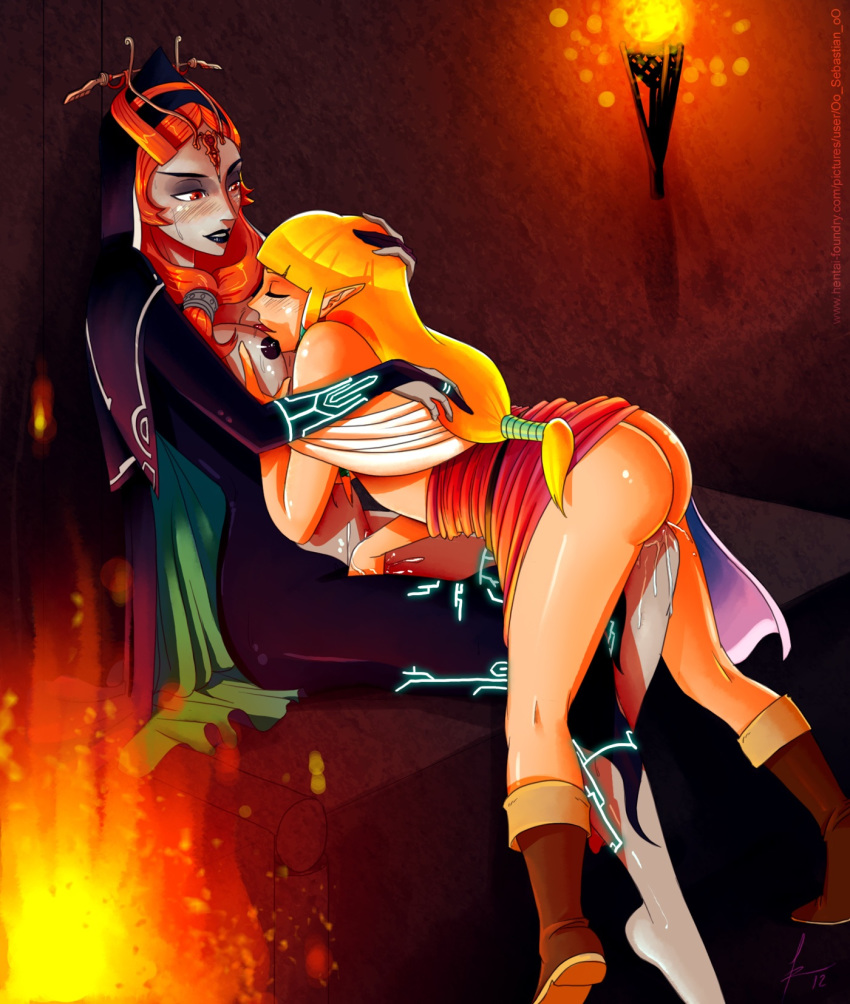 what's-her-name princess Ben 10 and gwen sex