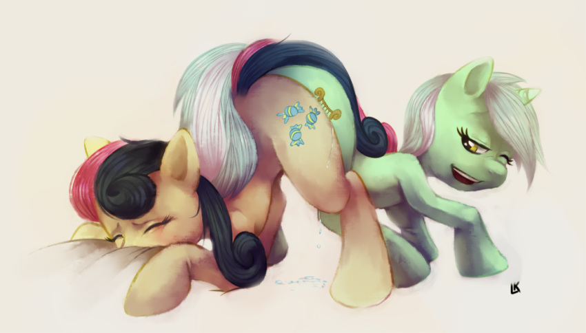 little pony heart flurry my grown up Monster girl encyclopedia high orc