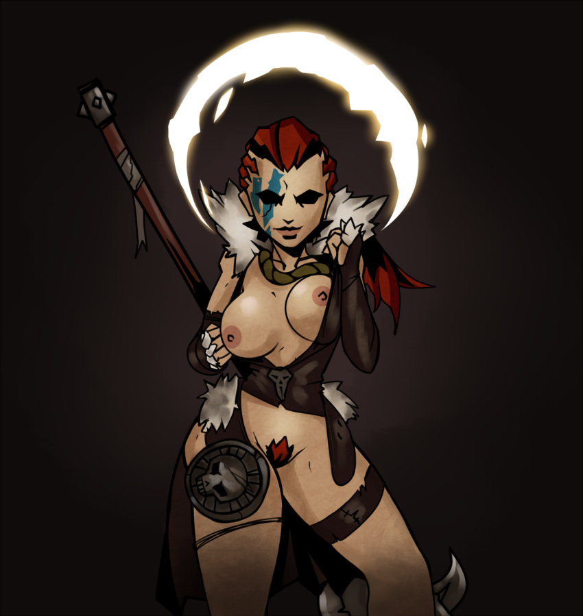 darkest doctor dungeon plague female Overlord horn of the goblin general