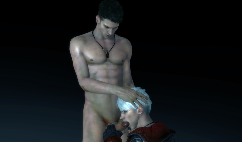 cry may devil dante naked Leisure suit larry 6 shower