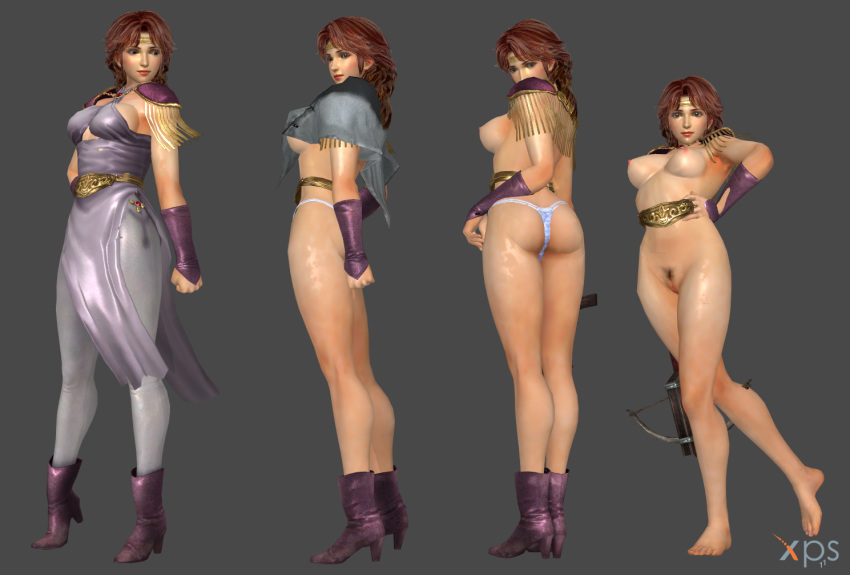 north the star of amiba fist Dead or alive 6 nudity