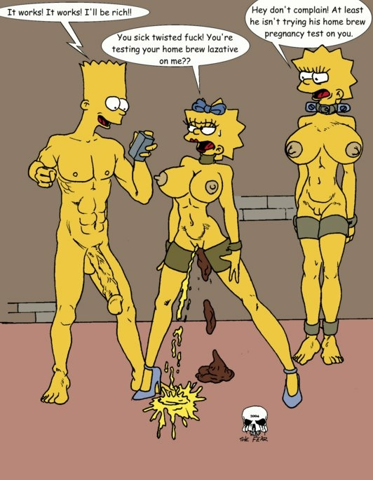 lisa and porn simpson homer Animal crossing new leaf rodeo